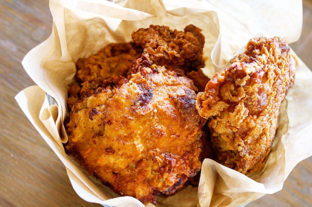 11 Herb and Spice Fried Chicken